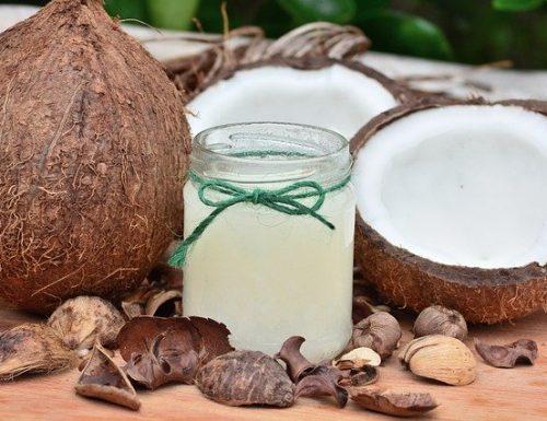 Parliamo del cocco, latte di cocco e olio di cocco